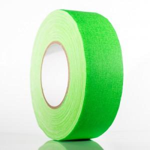 Grön neon / fluorescerande Gaffa